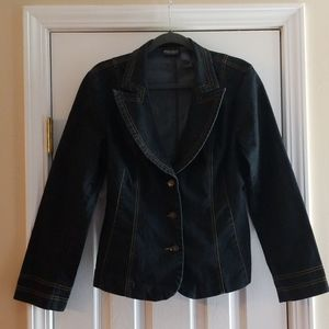 Bisou Bisou jean jacket